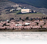 Vista general de Alzuza